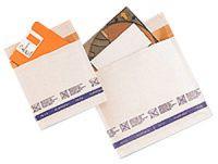 Versandtasche für Diskette weiß