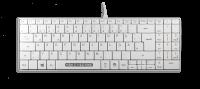 Man & Machine ITS COOL Hygiene Tastatur schnurgebunden Kunststoff (IP65)