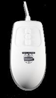 Man & Machine Mighty Mouse IP68 zertifiziert - hygienic white