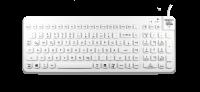Man & Machine Really Cool Hygienetastatur für OP-Bereich (IP68)