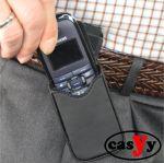 casYy Telefontasche Köcher  für Unify  OpenScape DECT Phone SL5_5