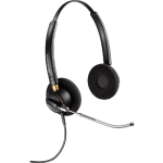 Plantronics Headset EncorePro binaural HW520V (Voice Tube)