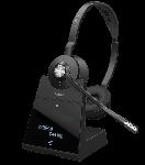 Jabra Engage 75 Stereo Dect-Headset mit Ladestation