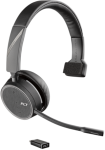 Plantronics Voyager 4210 UC Bluetooth Headset Schwarz USB-A