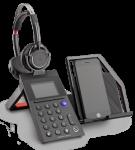 Plantronics  Poly ELARA 60 WS für Voyager Focus (ohne Headset)