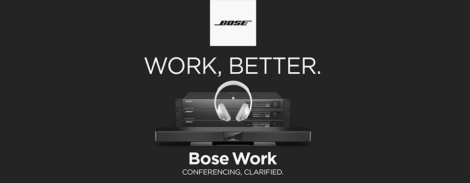 Bose - jetzt neu bei uns!