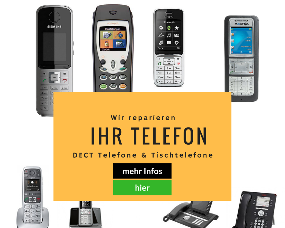 Telefonreparatur
