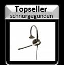 Topseller Headsets schnurgebunden bei Tenovis Direct