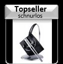Topseller Headsets schnurlos bei Tenovis Direct