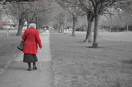 Wegläuferschutz bei Demenz-Patienten